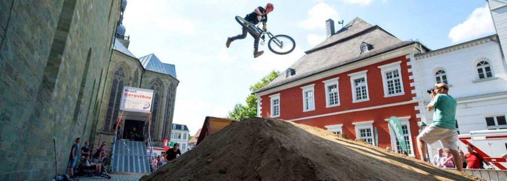 Bike Show Bmx Event
