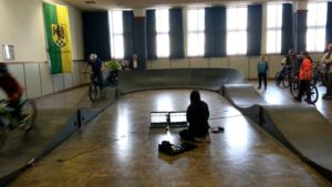 Modular Pumptrack Speedring Turbomatik 13